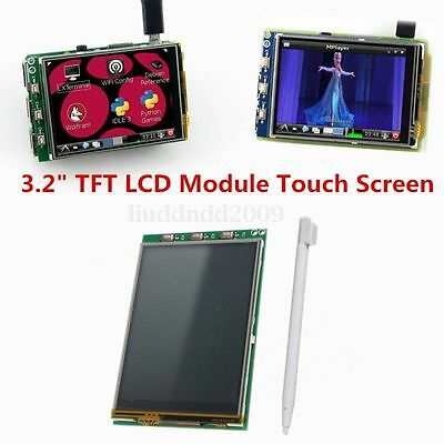 3.2'' TFT LCD Display Modul Touch Screen Panel für Raspberry Pi B+ B A+ Board