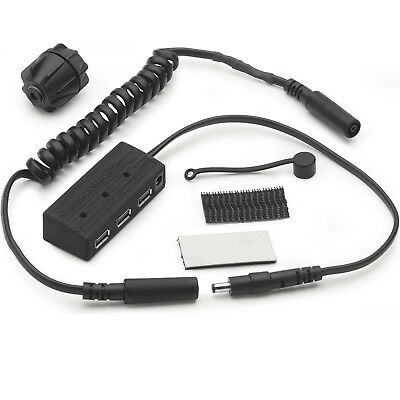 Givi S111 USB Power Hub Kit For Tank Bag Electrical Feed Motorcycle GhostBikes