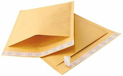 Uneekmailers Kraft Bubble Mailers Envelopes All Sizes - Quick Shipping -