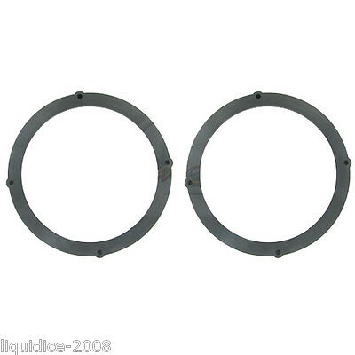 Ct25Vw07 Volkswagen Polo 9N3 2001 Onwards Front Or Rear 165Mm Speaker Adapters