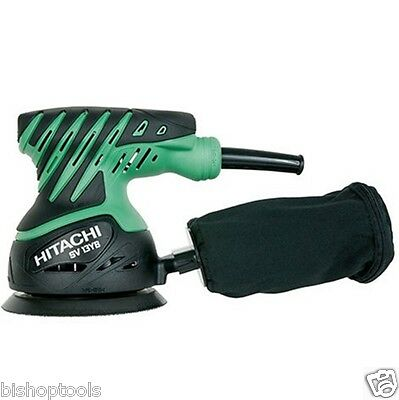 HITACHI SV13YB 2.0-Amp 5-Inch Single Speed Random Orbit Finishing Sander