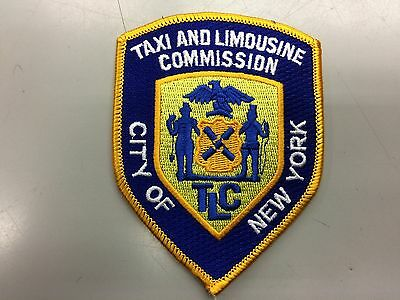 Taxi & Limousine Commission Patch (NYC) - New