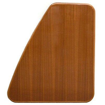 Doral 210-00-2079 Polished 41 3/8 x 36 3/8 Wood Marine Boat RV Cabin Table Top
