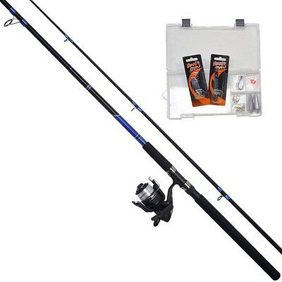 NEW Shakespeare Catch More Fish Kit - Surf/Pier - 12ft - 1280569