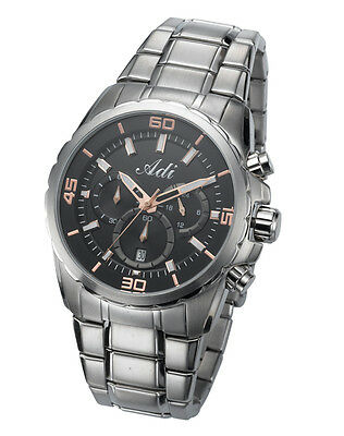 AdiWatches Tactical-Elegant Analog Series 17-3A72-123