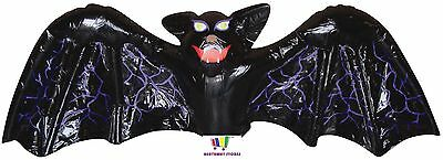 INFLATABLE BAT BLOW UP TOY 130cm HALLOWEEN PARTY DECORATION FANCY DRESS NEW
