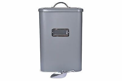 Garden Trading Pet Bin - Large - Charcoal