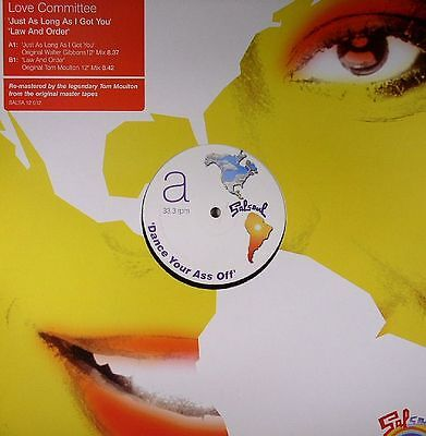 """LOVE COMMITTEE - Just As Long As I Got You - Vinyl (12"""")"""
