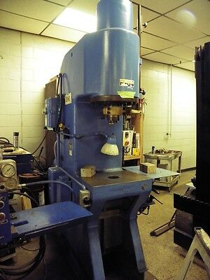 GREENERD H30 C-Frame Hydraulic Press - as is clearance price