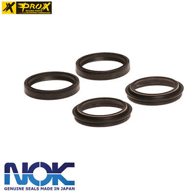 For KTM 65 SX 2002-2011 ProX Front Fork Oil Seals & Wiper Dust Seals