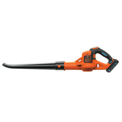 Black & Decker 20-Volt 130-Mph POWERBOOST Lithium-Ion MAX Sweeper - Bare Tool