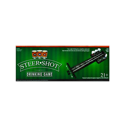 Steer Shot Drinking Game 2 Pack