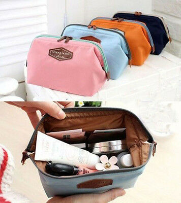 Beauty Travel Cosmetic Bag Women Multifunction Makeup Pouch Toiletry Case Gift