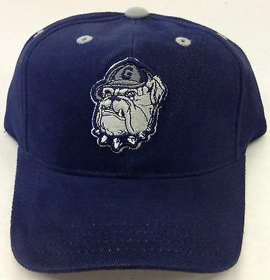 33cecab171a NCAA Georgia Bulldogs Logo Athletic Kids Structured Adjustable Back Cap Hat  NEW!