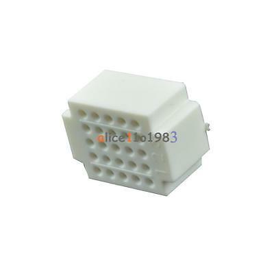 5Pcs Mini 25 Points Breadboard Solderless Prototype Tie-point white For Arduino