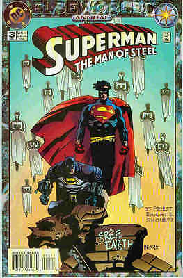 Superman: Man of Steel Annual # 3 (Elseworld) (USA, 1994)