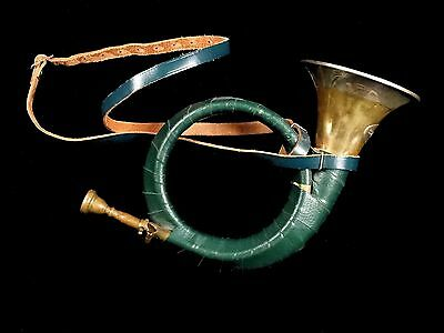 Nice German Hunting Horn