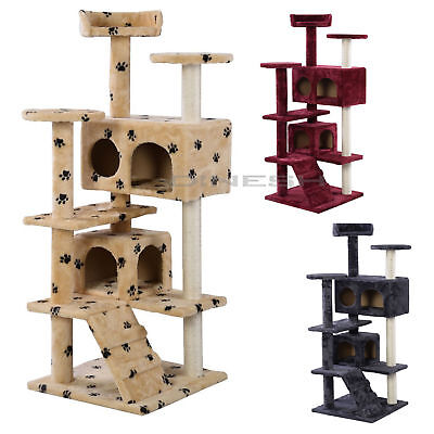 High quality Cat Scratching Tree Post Toy Scratch pole CAT05