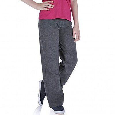 Canterbury Girls Open Hem Fleece Pant / Jog Bottoms Age 8 10 12 14 Years Rrp£25