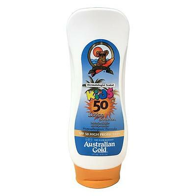 Australian Gold SPF 50 Kids Lotion Sunscreen 237ml