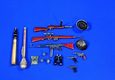 VERLINDEN PRODUCTIONS #0545 WWII German Weapons #2 in 1:16