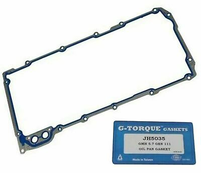 Sump/oil Pan Gasket-Holden Commodore V8 Gen 111 5.7L Ls1 Vt,vu,vx,vy,vz 6/99-On