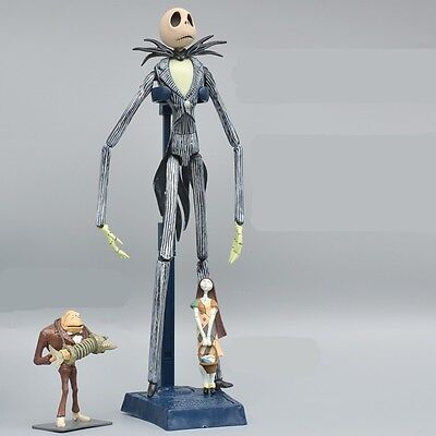 Nightmare Before Christmas Anniversary Specail Jack  30cm Action Figure Toy Gift