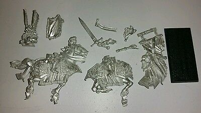 KURT HELBORG Captain of the Reiksguard MINT metal model Empire Freeguild AOS OOP