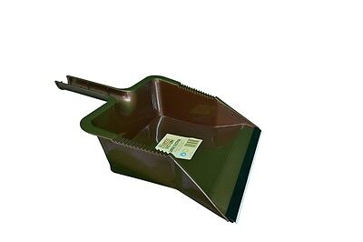 Harris Victory Large Plastic Dustpan Cleaning Home Outdoor Garden Kitchen