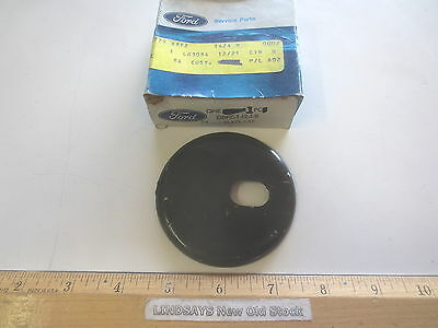 """Ford 1974/1989 Mustang  """"Plate"""" (Spare Wheel Mounting) Nos Free Shipping"""