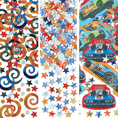 HOT WHEELS Wild Racer CONFETTI VALUE PACK ~ Birthday Party Supplies Decorations
