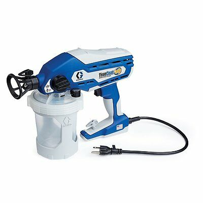 New Graco 16Y385 Truecoat 360 Electric Airless Paint Sprayer Tool Sale