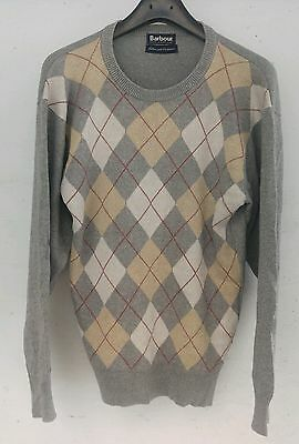 Barbour Maglione Vintage Uomo  Barbour Sweater Vintage Man