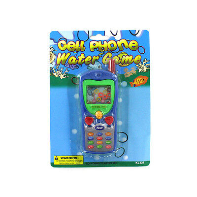 Cell Phone Water Game 144 Pack