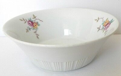 Fine Collectible Cp Made In German Democratic Republic Bowl With Floral Design