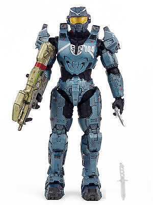 Halo Legends The Package Spartan Frederic 104 Fred Action Figure