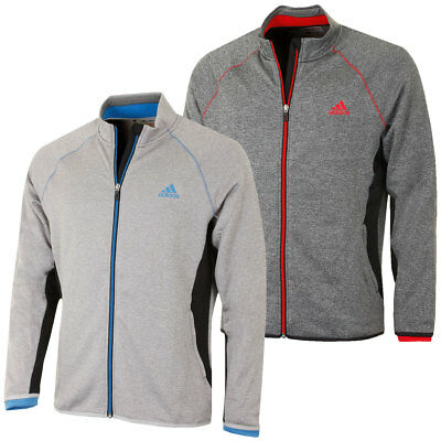 Adidas Golf 2016 Mens climaheat Full Zip Jacket Insulated Performance