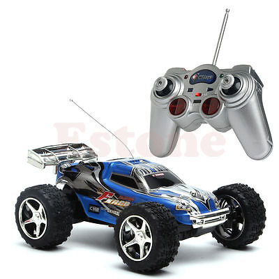 New 1:32 High Speed Radio Remote control RC RTR mini Racing truck car buggy toy