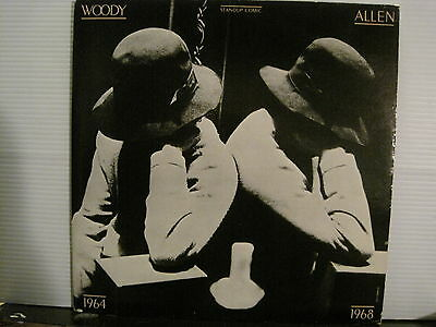 Woody Allen - Stand-Up 1964-1968- g/fold 2 Lps- Free UK Post