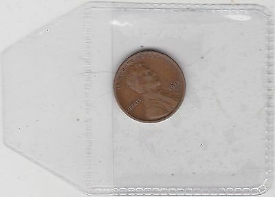 Usa 1915S One Cent In A Used Good Fine Condition