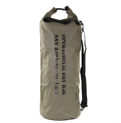 US Army Operational Kit Dry Bag Kampftasche Navy USMC Marines Jeep Half Truck