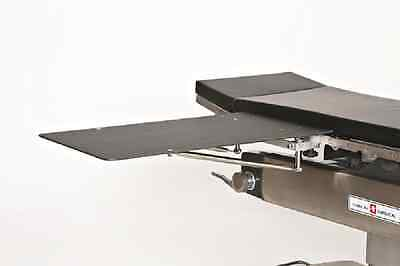 """MCM330 Carpal Arm/Hand Surgical Table w/2"""" Thick pad Radiolucent"""