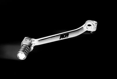 Yamaha YZ 125 1996-2004 MDR silver Forged Aluminium Gear Lever