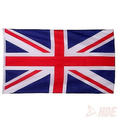 UK Union Jack Great Britain United Kingdom Country Flag Banner Outdoor