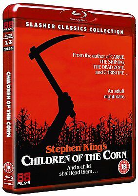 Blu Ray   Children Of The Corn ( Studio 88 Films )     Brand New Sealed Uk Stock