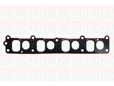 Intake Inlet Manifold Gasket Set x4 for VAUXHALL ASTRA 1.2 Z12XE G inner FAI