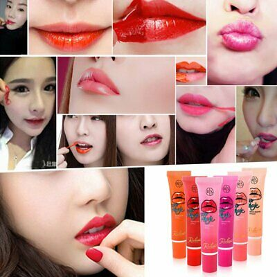 Magic Waterproof Lip Gloss TATTOO Stain Peel Off Mask Lipstick Tint Long Lasting