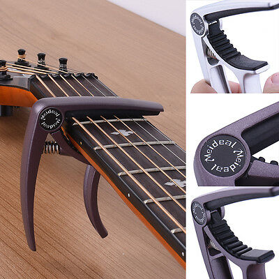 Fashion Quick Change Key Capo Clamp For Acoustic Electric Classic Guitar
