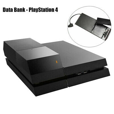 "Game DATA BANK For Sony PlayStation 4 Peripherals Accessories 3.5"" Hard Drive"