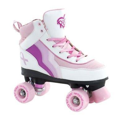 Rio Roller Limited Edition Cancer Research Quad Skate